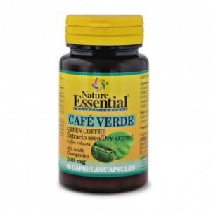 Café Verde 200 mg. 60 capsulas Nature Essential