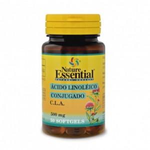 CLA 500 mg. 50 perlas Nature Essential