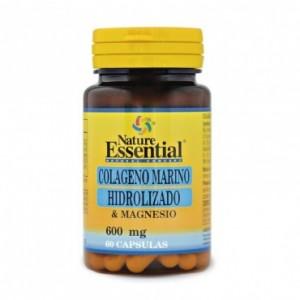 Colageno Marino Magnesio 600 mg. 60 cap. Nature...