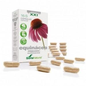 Equinacea 16-S 690 mg 30 Cápsulas Soria Natural