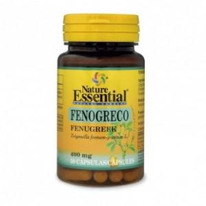 Fenogreco 400 mg. 50 capsulas Nature Essential