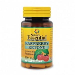 Ketonas Frambuesa 300 mg. 60 capsulas Nature...
