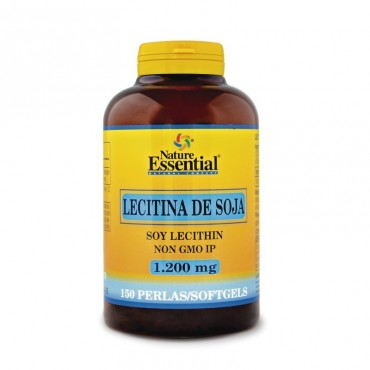 Lecitina Soja 1200 mg. 150...