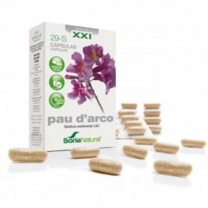 Pau Darco 29-S 690 mg 30 Cápsulas Soria Natural