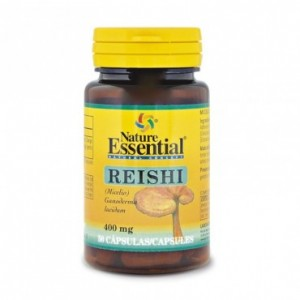 Reishi 400 mg. 50 capsulas Nature Essential