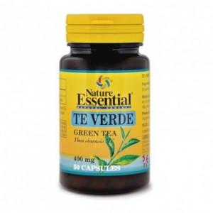 Te Verde 400 mg. 50 capsulas Nature Essential