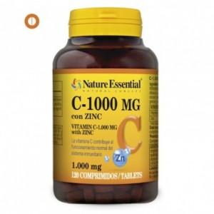Vitamina C 1000 mg. y Zinc 120 comp. Nature...