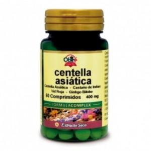 Centella Asiatica Complex 400 mg. 60 comp. Obire