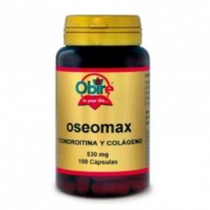 Oseomax 530 mg. 100 cápsulas Obire