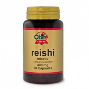 Reishi 400 mg. 90 cápsulas Obire