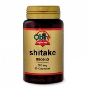 Shitake 350 mg. 90 cápsulas Obire