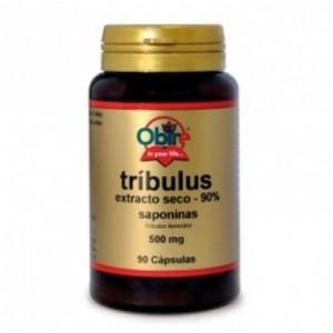 Tribulus 500 mg 90 cápsulas Obire