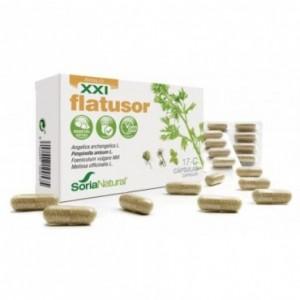 Flatusor 17-C 690 mg 30 Cápsulas Soria Natural