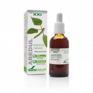 Extracto Abedul XXI 50 ml Soria Natural