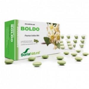 Boldo 600 mg 60 Comprimidos Soria Natural