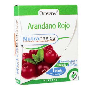 Arandano Rojo 30 Capsulas...