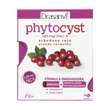 Phytocyst 30 Comprimidos...