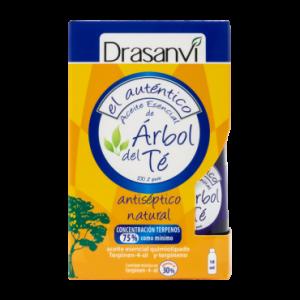 Aceite Arbol Te 100% 18 ml Drasanvi