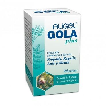 Gola Plus 24 Perlas Aligel...
