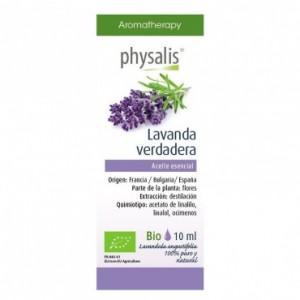 Aceite Esencial Lavanda 10 ml Physalis