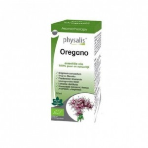 Aceite Esencial Oregano 10 ml Physalis