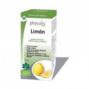 Aceite Esencial Limon 10 ml Physalis