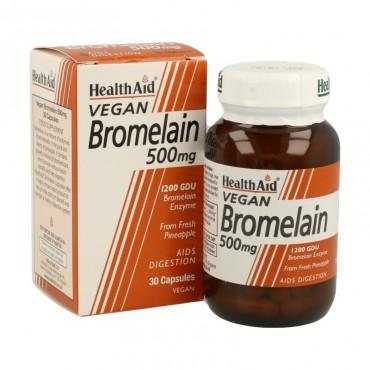 Bromelain 500 mg 30 cap....