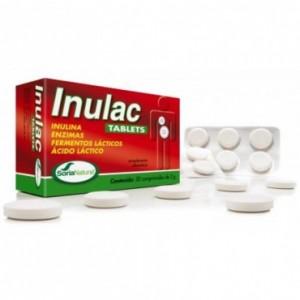 Inulac 2 gr 30 Tabletas Soria Natural