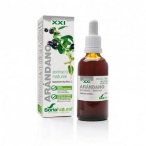 Extracto Arándano XXI 50 ml Soria Natural