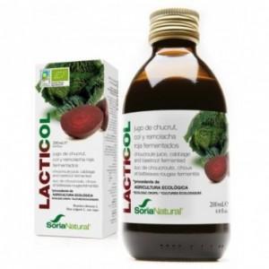 Lacticol Ecológico 200 ml  Soria Natural