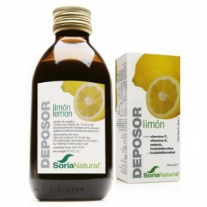 Deposor Limón 240 ml  Soria Natural