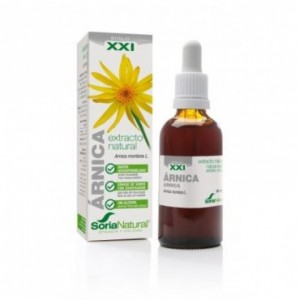 Extracto Árnica XXI 50 ml Soria Natural