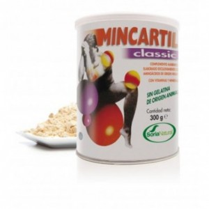 Mincartil Classic Bote 300 gr Soria Natural