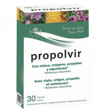 Propolvir 30 Comprimidos...