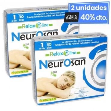 2 Envases de Neurosan 30...
