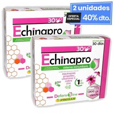 2 Envases de Echinapro 30...