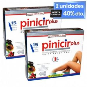 2 Envases de Pinicir Plus 15 Viales Pinisan