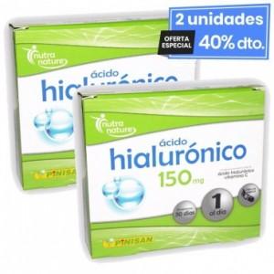 2 Envases de Ácido Hialurónico 150 Mg 30...