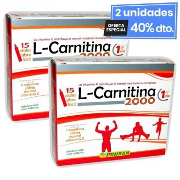 2 Envases de L-Carnitina...