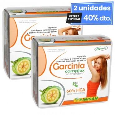 2 Envases de Garcinia...