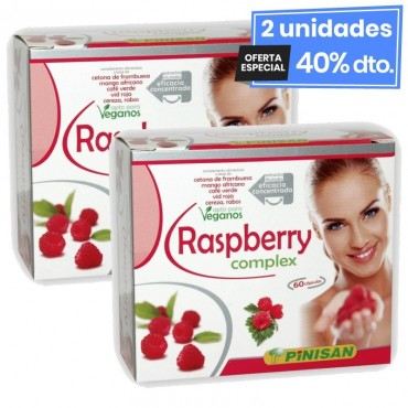 2 Envases de Raspberry...
