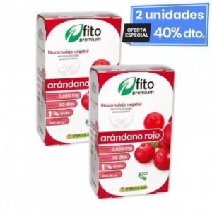 2 Envases de Arándano Rojo Fito Premium 3.650...