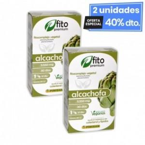 2 Envases de Alcachofa Fito Premium 3.550 Mg 30...