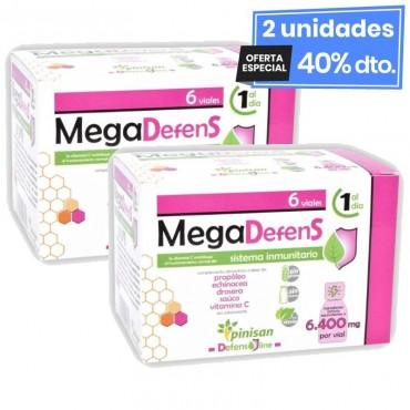 2 Envases de Megadefens...