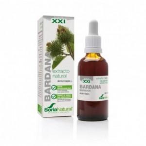 Extracto Bardana XXI 50 ml Soria Natural