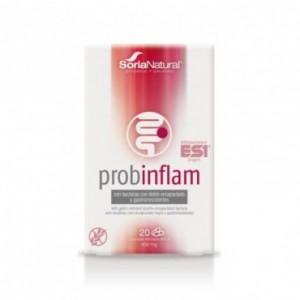 Probinflam 450 mg 20 Cápsulas Soria Natural