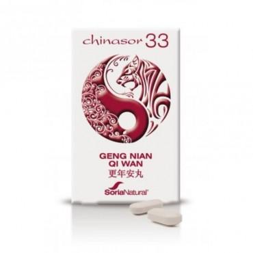Chinasor 33 Geng Nian Qi...