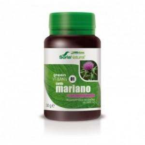Green Vit+min 01 Cardo Mariano 1000 mg 30...