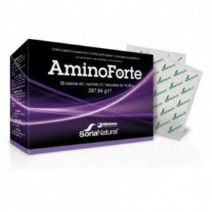 Aminoforte 10,28 gr 28 Unidades Soria Natural