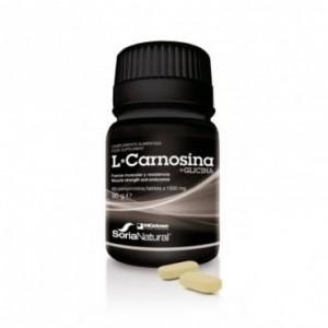 L-Carnosina + Glicina 1500 mg 60 Comprimidos...
